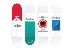 5boro nyc surgeon general skateboard decks | hypebeast