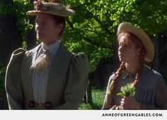 ANNE: Don't you ever imagine things different from how they are?    MARILLA: No.    ANNE: Oh, Marilla, how much you miss.    (Anne of Green Gables Pt. 1)