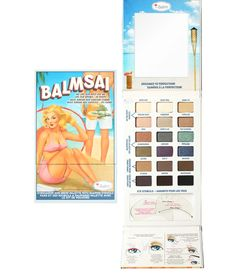 The Balm Eyeshadow & Brow Palette #uniquevintage