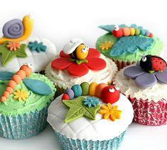 Image detail for -Picnic Bug Cupcakes « The Cupcake Blog