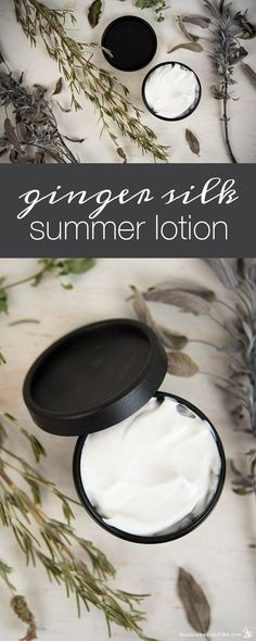 Ginger Silk Summer L
