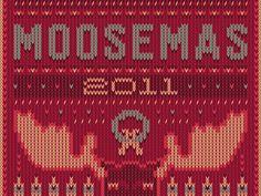 Just an idea. Moosemas!