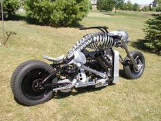 Ortho surgeons motorcycle