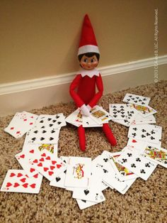 Elves love playing games