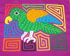 paper molas!  I love doing molas and this is a great approach to what can be a time consuming lesson.