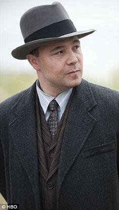Stephen Graham as Al Capone