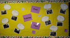 Students share test taking tips