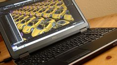 The new Dell Precision M2800 mobile workstation. (Source: Cadplace)