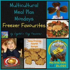 Freezer Favourites: Crystal's Tiny Treasures {Multicultural Meal Plan Mondays on Multicultural Kid Blogs}