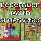I really want this!!!  This bundle contains 3 different December-themed craftivities.  All three activities are math based.       Factor Trees are evergreen shaped so stu...