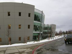 University of Alaska at Anchorage ~j