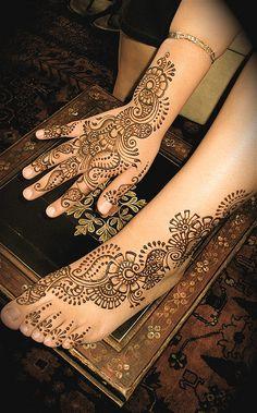 Latest Rajasthani Mehndi Designs