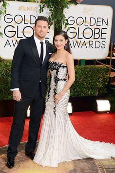 Golden Globes 2014 Dresses – Red Carpet Dresses & Outfits (Vogue.com UK)