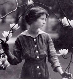 Edna St Vincent Millay- one of the most important romantic poets of the early 20th century.