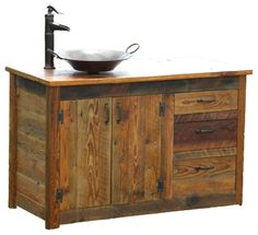 Bathroom Vanity, Right Sided traditional bathroom vanities and sink consoles