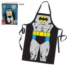 Batman Character Costume Apron