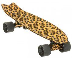 Leopard print #skate