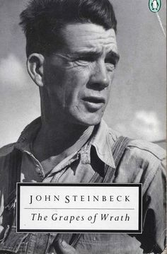 Grapes of Wrath- Steinbeck. Classic storyline. Great American literature. A story for all time.