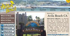 Avila Beach California - a hidden paradise on the Central Coast, with one road in and one road out.  With its boutique surf shops, amazing dining, breathtaking beaches, and activities for everyone; home to many big concerts, fish & farmers market, hiking, biking, nightlife, fishing, jet skiing, kayaking, wine tours, spas, hot springs, aquarium, and much more!