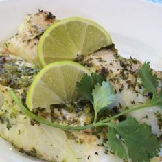Pacific Pesto Grilled Halibut Recipe