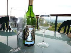 Glenora Winery on Lake Seneca in New York.