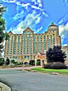 Grandover - Greensboro Hotel, Events Center, Spa & Golf Resort and Realty  1000 Club Rd, Greensboro, NC, NC 27407