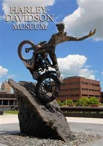 Harley Davidson Museum ...