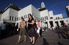 LDS spokesman sends open letter about Mormon women