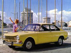 Simca 1501 Coach Special Concept by Heuliez