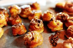 mini pecan sticky buns...from Pioneer Woman!