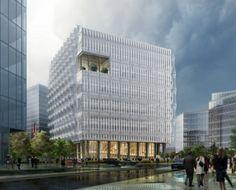 US Embassy London - KieranTimberlake