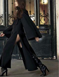 Kat Zakharchenko | Natalia Alaverdian #photography | Harper's Bazaar Russia September 2012