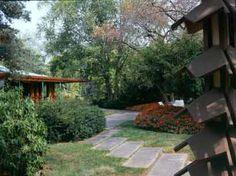 Alden B Dow Home