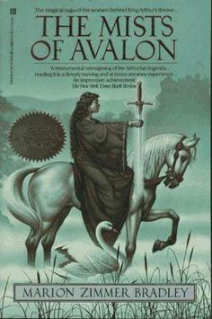 my favourite book ever. Mists of Avalon