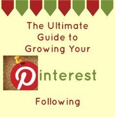 10000 follow, social media, busi, pinterest follow, pinner, trick, blog, thefrugalfoodiemamacom, ultim guid