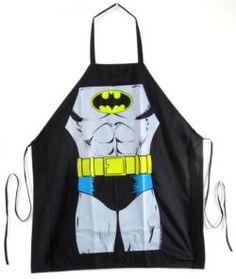 Batman, Apron, Suit