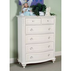 Enchantment 6-Drawer Chest - Kids Dressers and Chests at Hayneedle