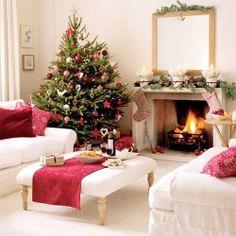 Decoración de interiores Feng Shui en Navidad • Feng Shui Christmas