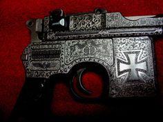Nazi SS Mauser