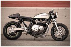 1992 Kawasaki KZ1000 - Silver Bullit Cafe's - Pipeburn - Purveyors of Classic Motorcycles, Cafe Racers & Custom motorbikes
