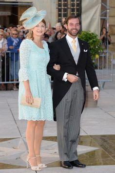 Hereditary Grand Duchess Stephanie, September 21, 2013   The Royal Hats Blog