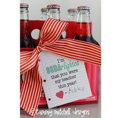 Teacher Appreciation Gift Ideas | creative gift ideas