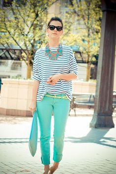 Mint & Stripes | Women's Look | ASOS Fashion Finder