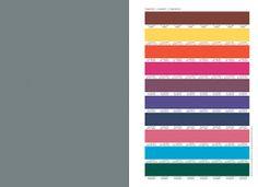 Recipiente Moda: Cartela de Cores Inverno 2014 - Inspira Mais invierno 2014, inverno 2014, de color, carta de, de core, cartela de, color invierno