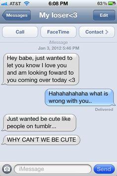 Hahahahaha I love this