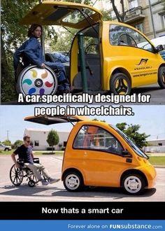 Smart car..