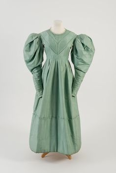 1830s - Light green