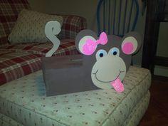 Maddie's Valentine Day Box!