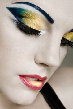 cool makeup iphone backgrounds, colorful makeup, fashion, eye makeup, lip, hair beauty, makeup ideas, makeup application, blues