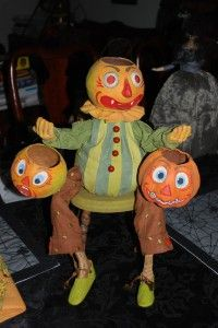 Jack's Pumpkin Heads